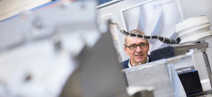 Robotics For In Situ Repair The University Of Nottingham