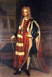 Portrait of 1st Duke of Newcastle under Lyne