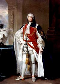 Portrait of 2nd Duke of Newcastle under Lyne by William Hoare