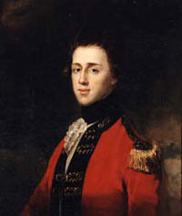 Portrait of 3rd Duke of Newcastle under Lyne