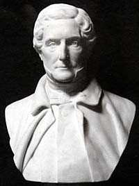 Marble bust of the 5th Duke of Portland