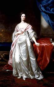 Portrait of Catherine, Countess of Lincoln by William Hoare