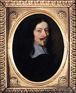 Portrait of William Cavendish