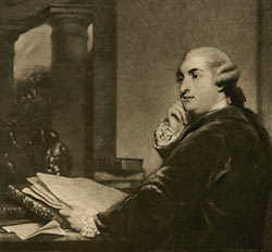 Portrait of William Henry Cavendish-Bentinck
