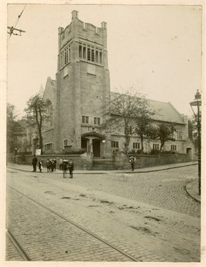 St Columba's Presbyterian Church (AU/Z/P 4/4)
