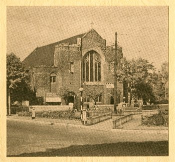 Mansfield Road Baptist Church (Mr P 3/1)