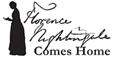 Florence Nightingale exhibition logo