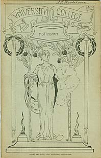 Cover of The Gong from 1914