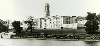 Photograph of the Trent Building at University Park campus