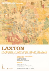 Laxton-poster