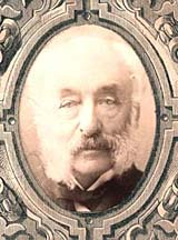 Photograph of T C Hine