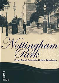 Poster for the Nottingham Park exhibition
