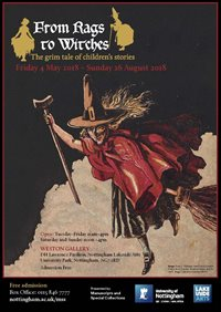 Rags to Witches poster