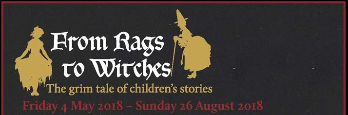 Rags to Witches poster slice