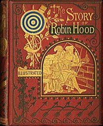 Cover of 'The Story of Robin Hood' by William Heaton