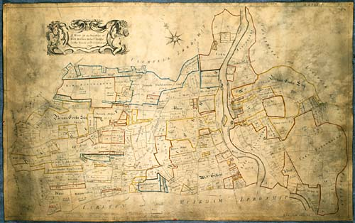 Types of Maps and Plans - The University of Nottingham