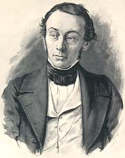 Portrait of Richard Cobden