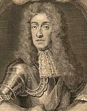 Portrait of King James II, 1688