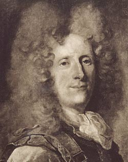 Portrait of William Bentinck, 1st Earl of Portland (from a sketch by Rigaud)
