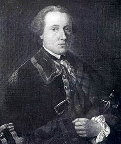 Portrait of Donald Cameron, XIX Chief of Clan Cameron