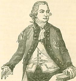 General Sir Henry Clinton (1738-1795)