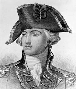 Portrait of General John Burgoyne
