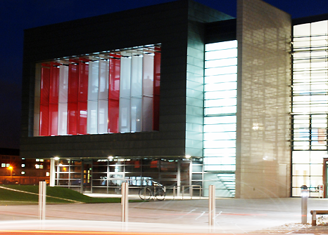 NGI building, Jubilee campus