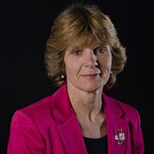Professor Avril Drummond portrait