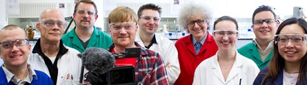 The Periodic Table of Videos team