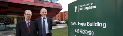 Professor-Yang-Fujia-and-the-Vice-Chancellor-David-Greenaway
