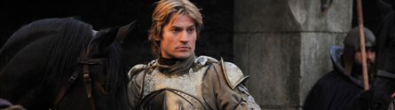 Jaime Lannister, Game of Thrones season one Credit: HBO
