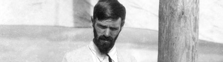 Famed Nottinghamshire author DH Lawrence