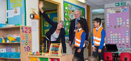 Firbeck Academy unveils new improved school