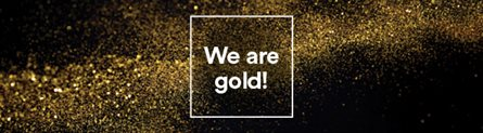 We are Gold