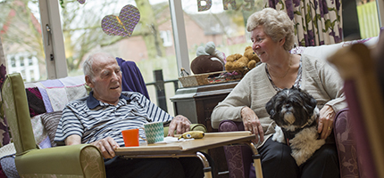 Research to trial new approach to preventing falls in care homes
