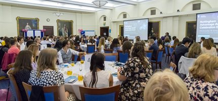 Nottingham student talent showcased in prize-giving celebration