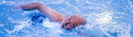 Dementia Swimming