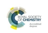 Royal Society of Chemistry logo for accredited degrees