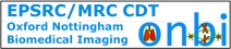 Oxford-Nottingham Biomedical Imaging MRC/EPSRC Centre for Doctoral Training