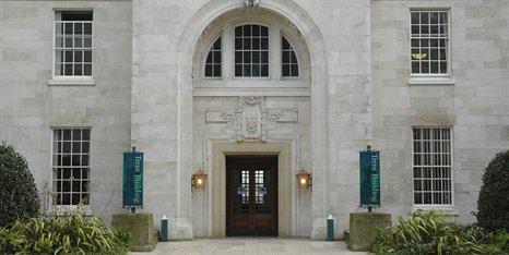 Nottingham trent university research strategy