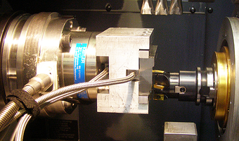 Machining and Condition Monitoring