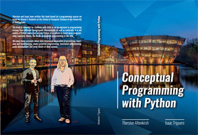 Conceptual Programming with Python e-book cover