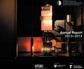 Annual report 2013-14 for the Centre for Innovative Manufacturing in Additive Manufacturing, Faculty of Engineering