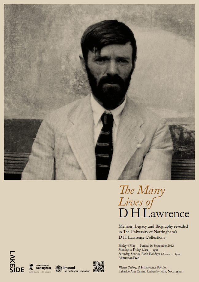 The Many Lives of DH Lawrence