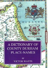 Cover of A Dictionary of County Durham Place-Names