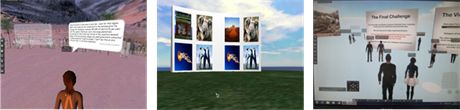 Educational Virtual Environments