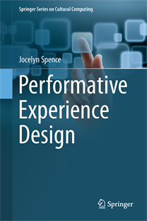 CHI 2016 Book Launch: Performative Experience Design
