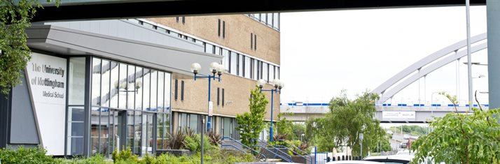 The University of Nottingham Medical School