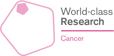Cancer Research Priority Area logo
