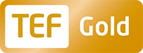 Teaching Excellence Framework Gold logo